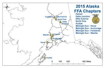 2015 FFA Map