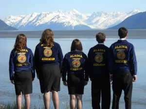 2012-2013 State Officer Team