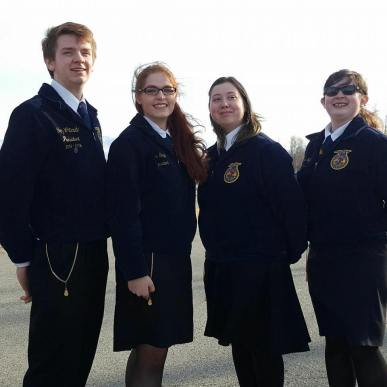 State Officers 2017-18