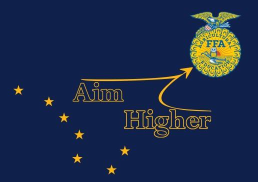 Aim Higher logo MF