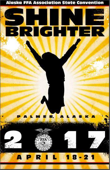 Alaska FFA Convention Poster